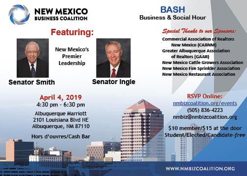 2019 Pre-Legislative BASH (Business and Social Hour)