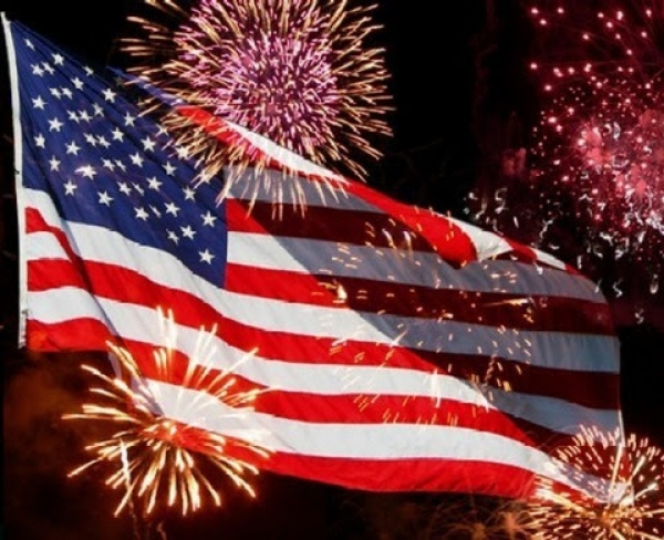Happy Independence Day, America!
